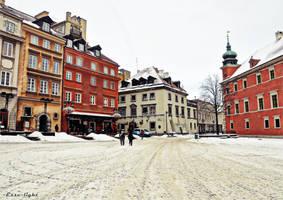 Warszawa by Esse-light