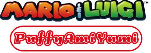 Mario and luigi: hi hi puffy amiyumi by Samuelr1231