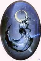 Disney Elementals Cinderella by CeruleanRaven