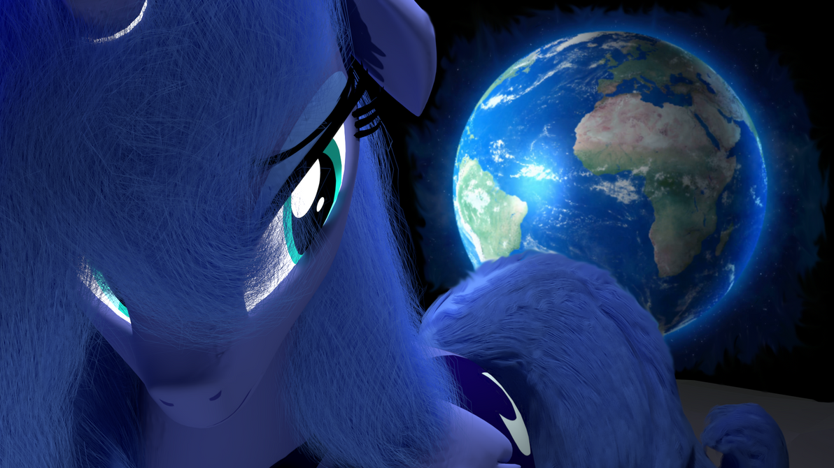 Luna's Sorrow by MrWithered