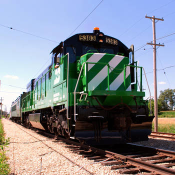 BN 5383 7-18-10 by the-railblazer