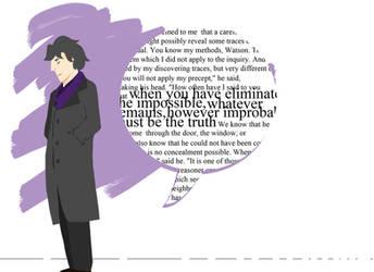 Sherlock by ahppple