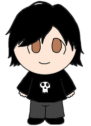Alex (doll style) by Kawaii-Artistic
