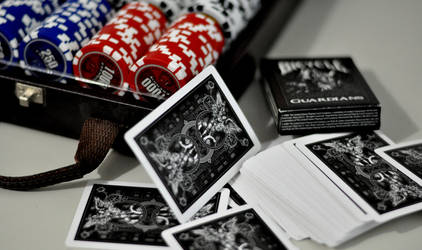 poker got chips by mclaranium