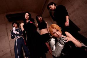 Fullmetal Alchemist by barako10