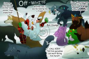Off-White_RAGNAROK by FleshCreature