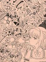 art of music by josephine12cute