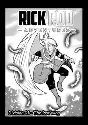 Rick Rod Adventures - Chapter Cover by u-007