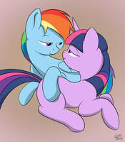 Happy Hearth and Hooves, Twidash by gamesadict