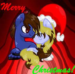 Merry Christmas! by DarkMangle88