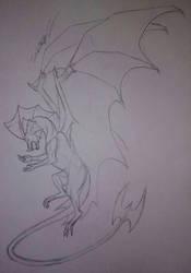 Vent Sketch by FantasyFanatic365