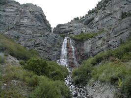 Bridal Veil Falls by TimpanogosArt