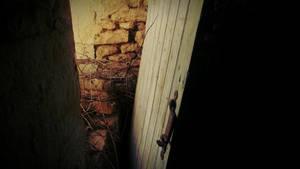 ~Broken door~ by Deadcam