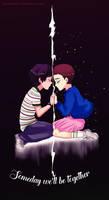 Mike and Eleven by Arashi-Matoi