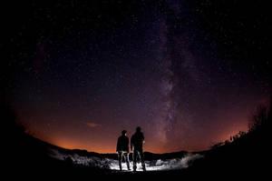 Mojave Night by 1