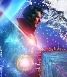 Doctor 'Stephen' Strange by Alex521Guri