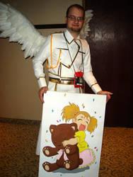Angel Hughes - Anime Vegas10 by StryyderG