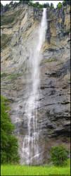 Staubbach Falls by acoresjo88