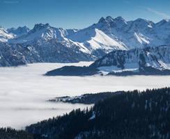 sea of fog by acoresjo88