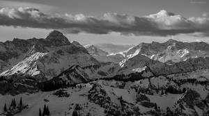 mighty mountains by acoresjo88