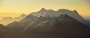 Zugspitze morning light by acoresjo88