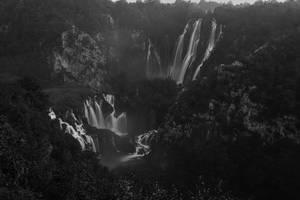 Plitvice falls II by acoresjo88