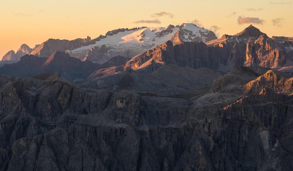 Dolomites prominence by acoresjo88