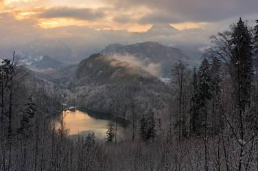 mystery lake by acoresjo88