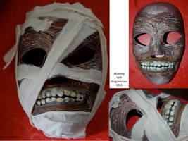 Mummy WIP by dragonariaes