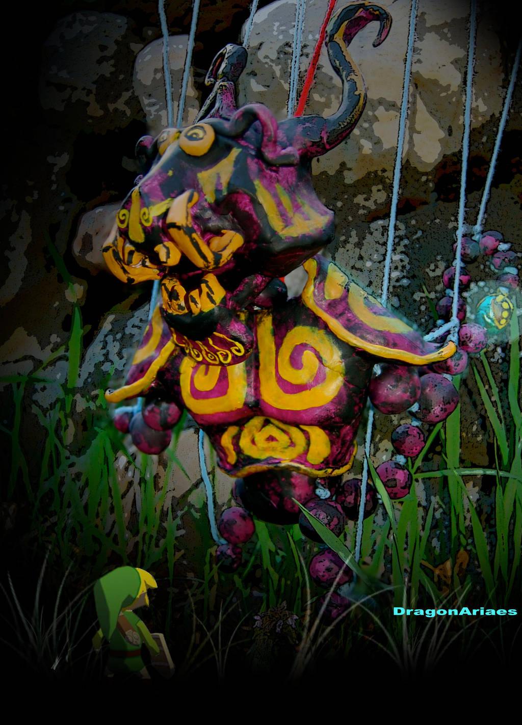 WindWaker Puppet Gannon by dragonariaes