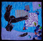 Crow by dragonariaes