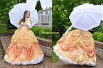 Belle Version1 by dragonariaes