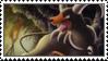 Houndoom's Stamp by charry-photos