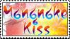 Mononoke Kiss Stamp by charry-photos