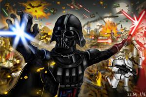 Darth Vader by Samo94