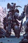 Dwarven Adventurers by Samo94