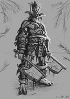 Warcraft 2 Troll by Samo94