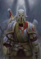 Warrior by Samo94