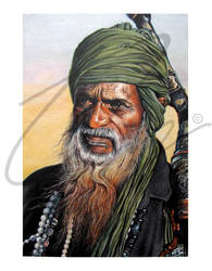 The Elder by sormerod