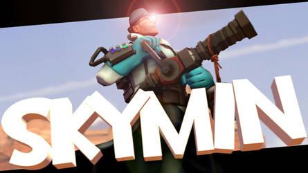 SkyminSlash Sfm Fanart by the-fluffy-dragon