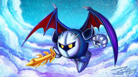 Meta Knight by jyru