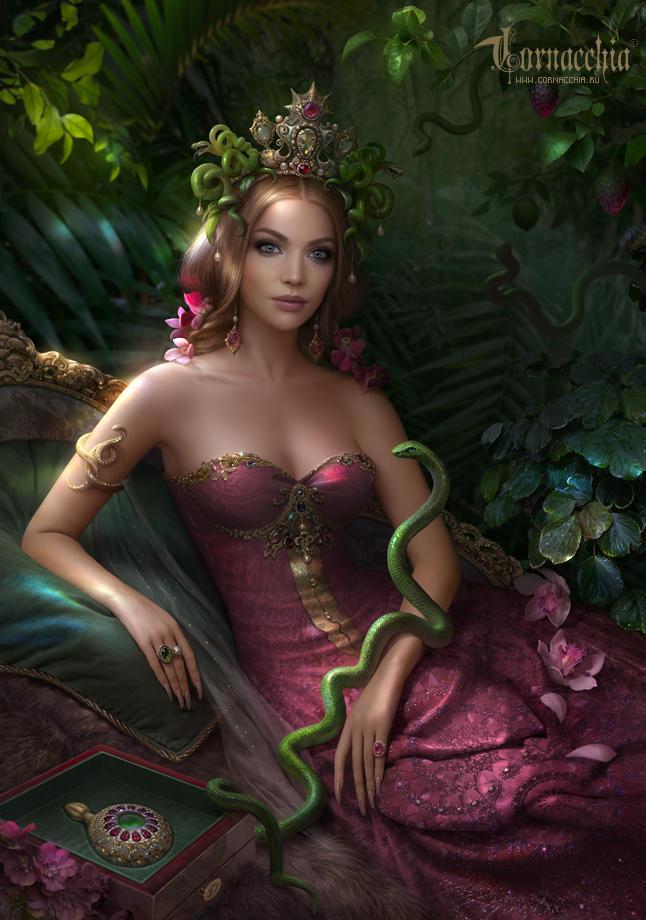 Sweet Poison by cornacchia-art