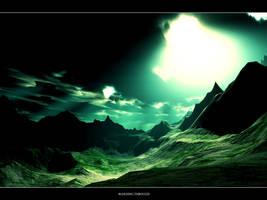 Bleeding Through by kobrakai51