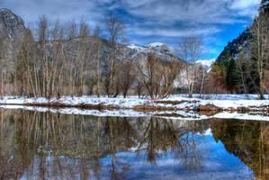 Yosemite Merced River by merzlak