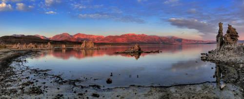 Mono Lake Pano by merzlak