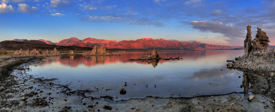 Mono Lake Pano by merzlak
