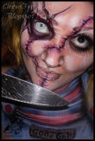 I'm Chucky, Wanna play? by HannabalXMarie