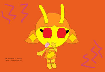 What If Bug Amusemin Becomes Batsumin...... by JinNeko12