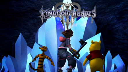 Kingdom Hearts 3: 100 Acre Wood by TheRPGPlayer