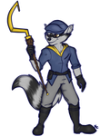 Sly Cooper: The Movie by SnookumsGal
